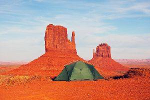 Le camping , Etats-Unis