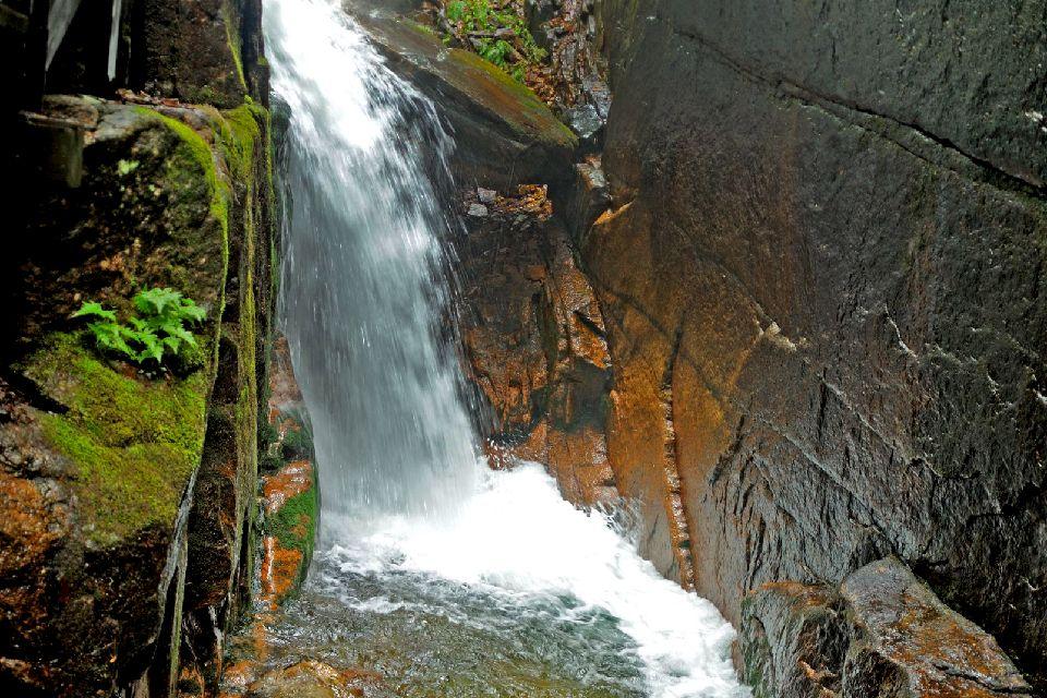 Franconia Falls , Etats-Unis