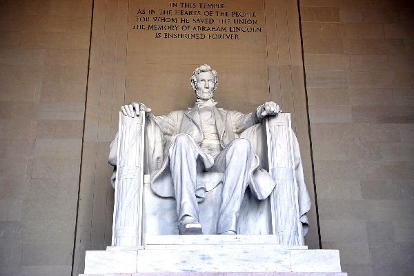 Le Lincoln Memorial , Estados Unidos