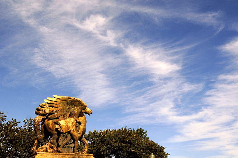 Das Lincoln Memorial , USA