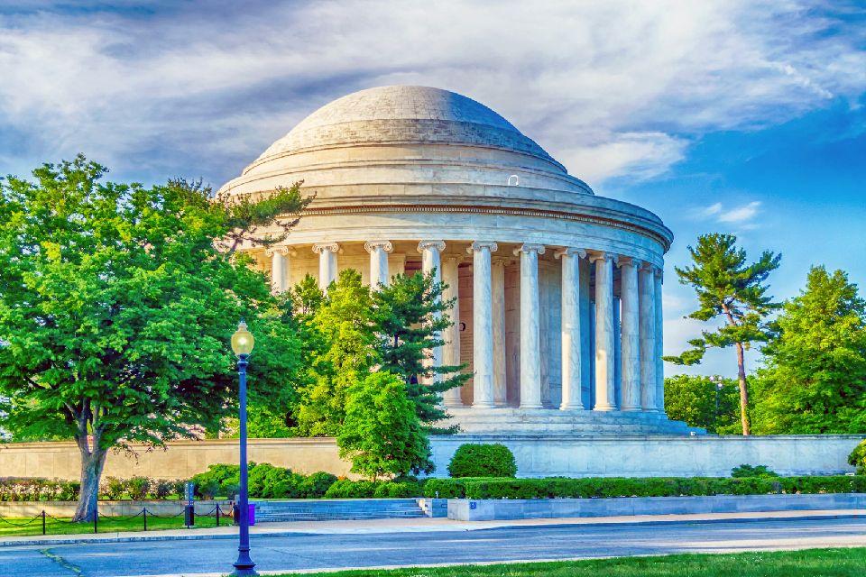 The Jefferson Memorial , United States of America