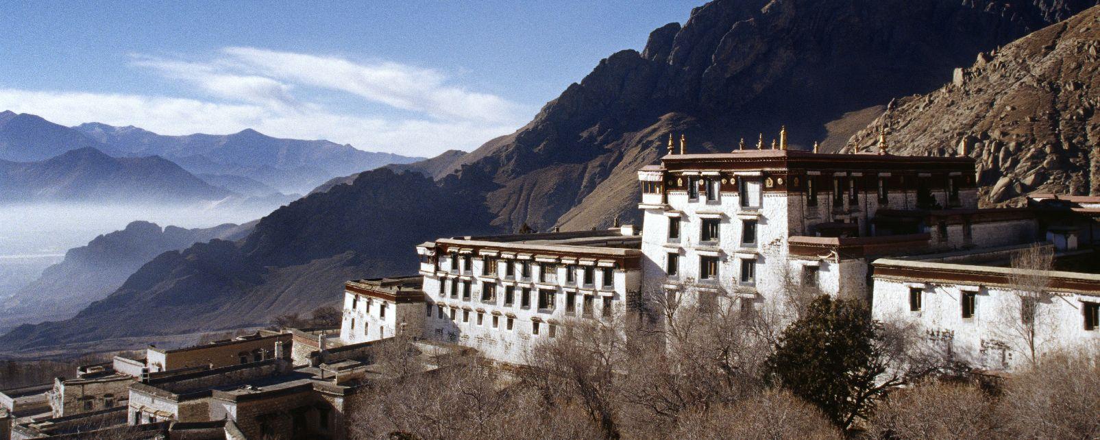 The Drepung monastery , Drepung Monastery , China