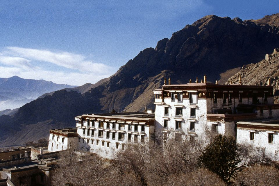 The Drepung monastery , Drepung Monastery , China