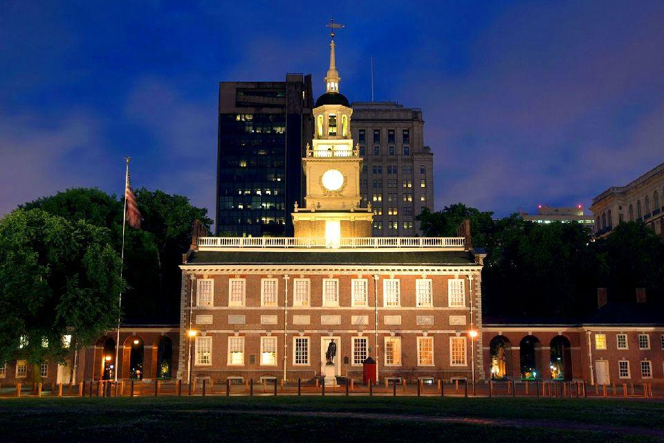 Independance Hall , USA