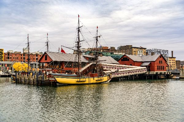 The Tea Party Ship Museum , United States of America