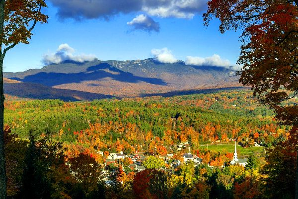 Mount Mansfield , USA