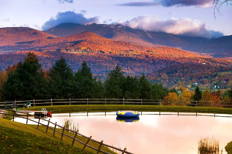 Mont Mansfield , Etats-Unis
