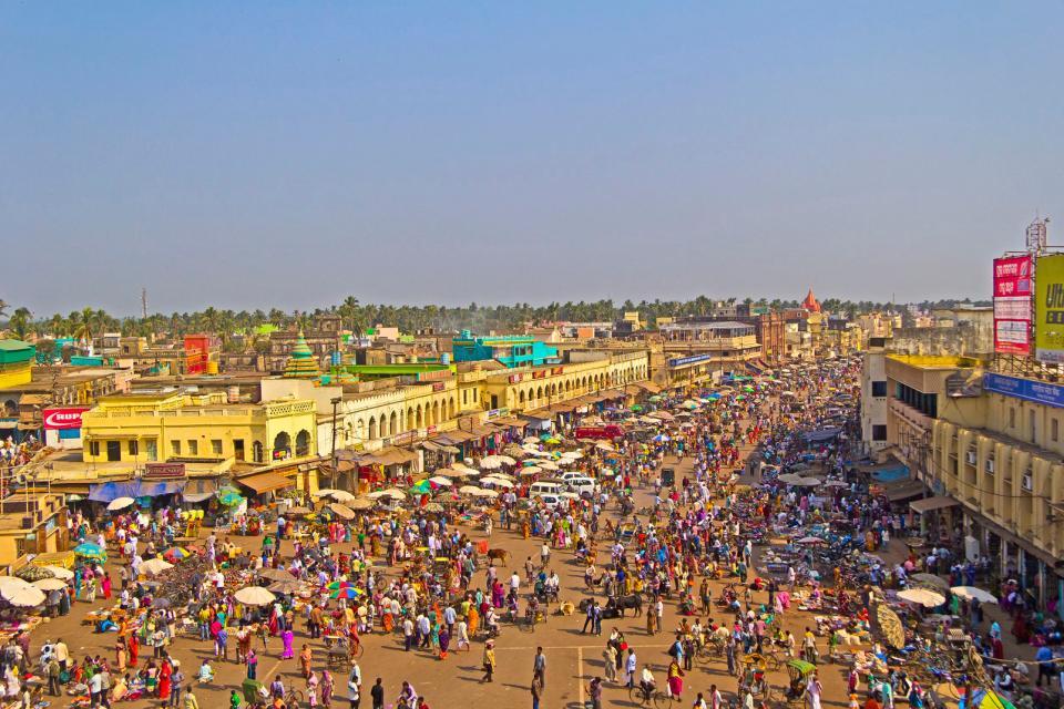 Puri , India