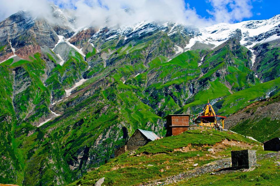 Le Col de Rohtang , Inde