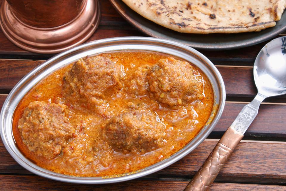 Kebab und Kofta , Indien
