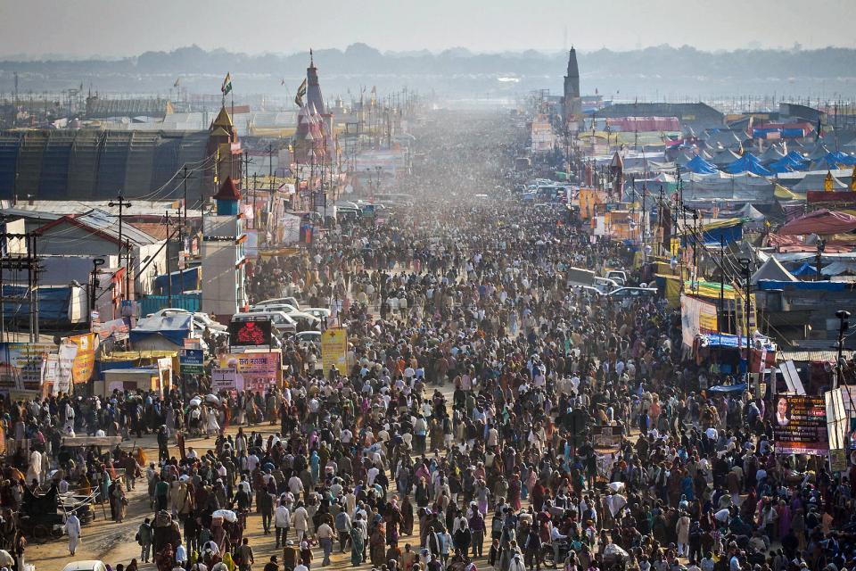 Kumbhamela , Inde