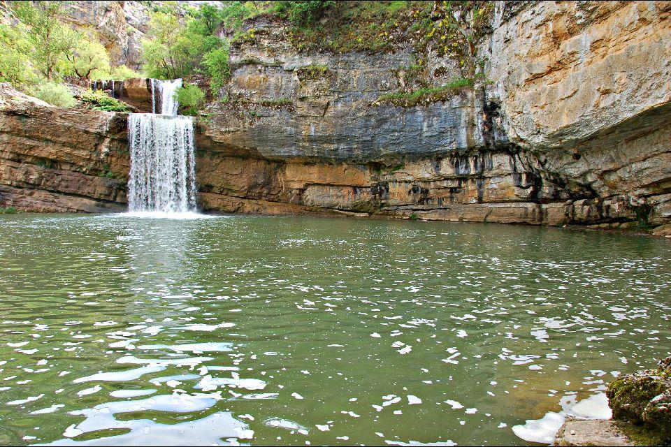 Die Wasserfälle von Miru?a , Kosovo