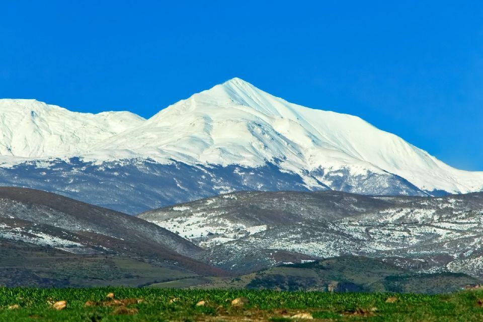 Der Ljuboten-Berg , Kosovo