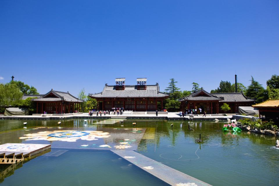 Thermes de Huaqing , Chine