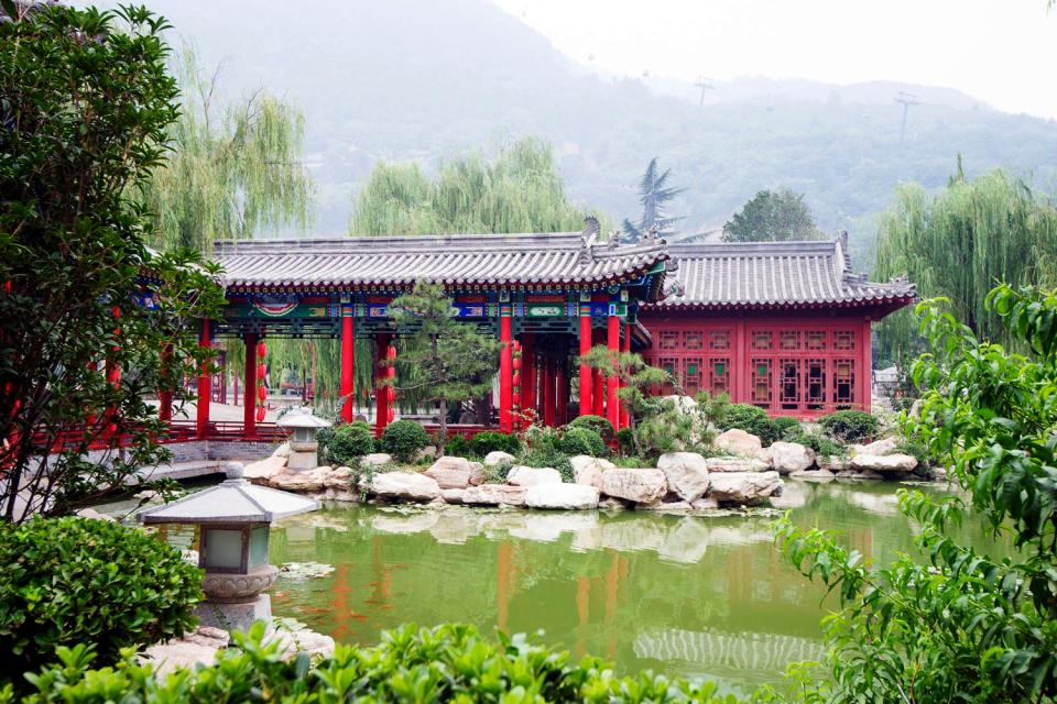 Thermes de Huaqing , Chine