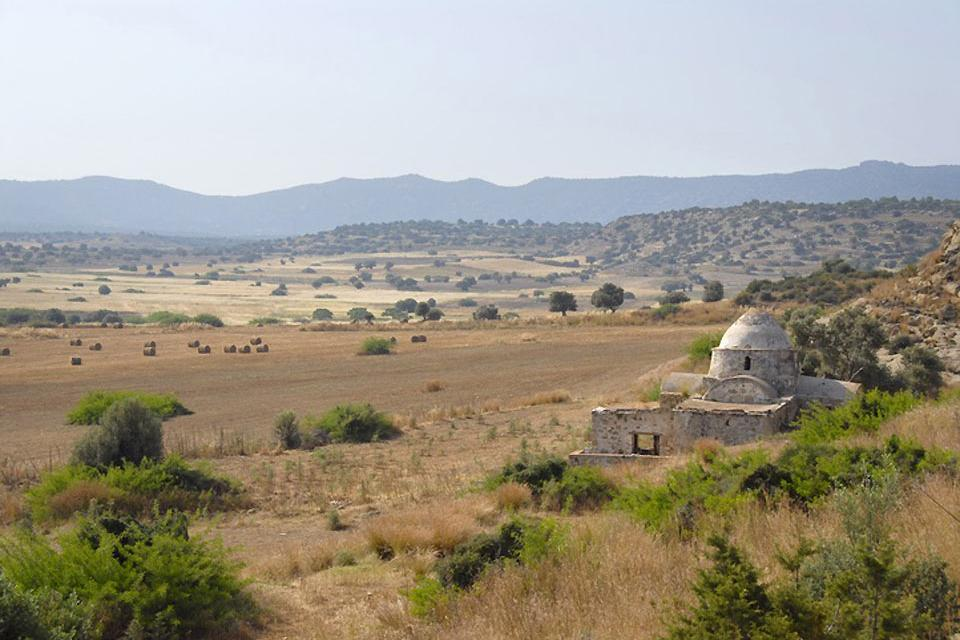 The Mésoré Plain , The granary of Cyprus , Cyprus