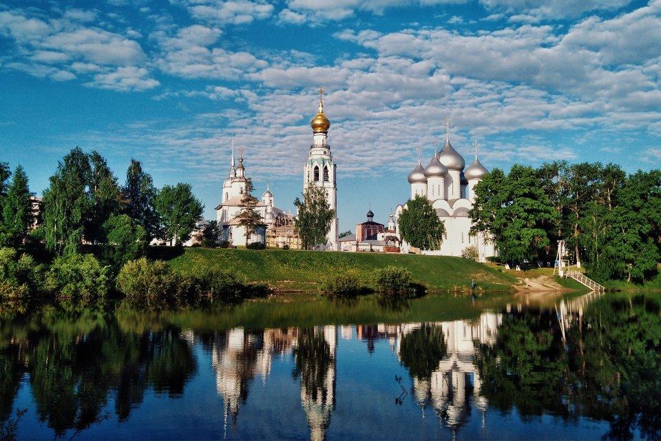 , Die Kreml-Anlage von Vologda, Die Künste und die Kultur, Der Norden