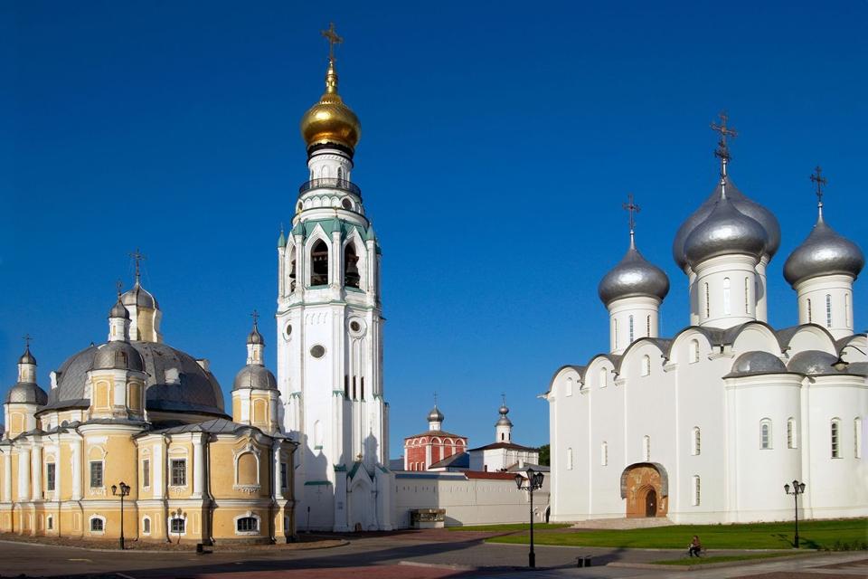 Die Kreml-Anlage von Vologda, Die Künste und die Kultur, Der Norden