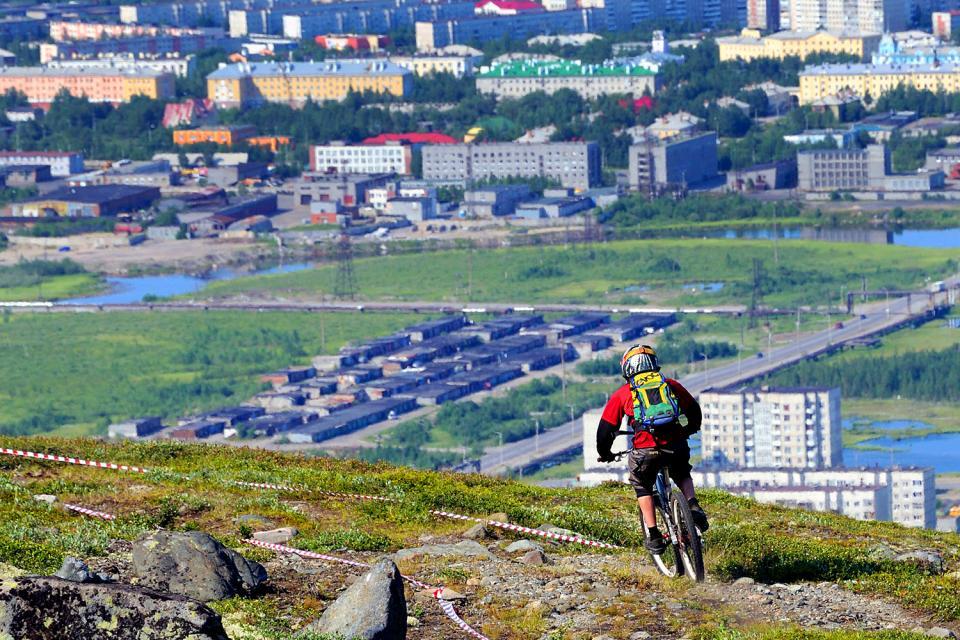 Il festival del Nord di Murmansk , Russia