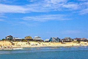 L'archipel des Outer Banks , Etats-Unis