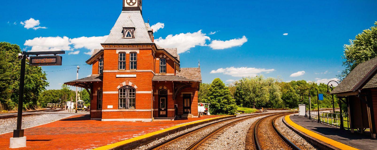El ferrocarril clandestino de Maryland , Estados Unidos