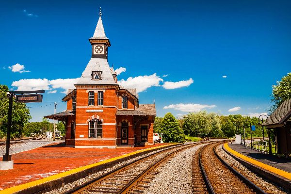 The Underground Railroad in Maryland , United States of America
