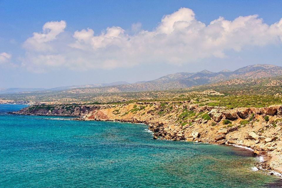 La péninsule d'Akamas , Le parc national de la péninsule d'Akamas , Chypre