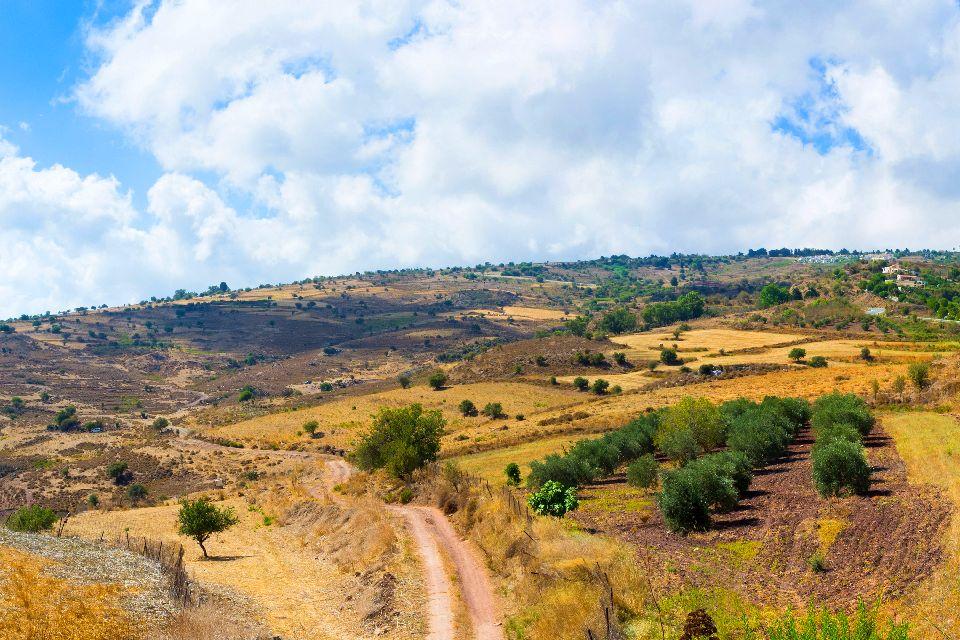 La péninsule d'Akamas , Randonnées à Akamas , Chypre