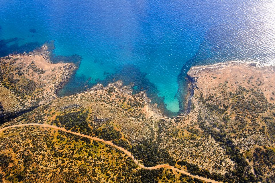 La péninsule d'Akamas , La biodiversité d'Akamas , Chypre