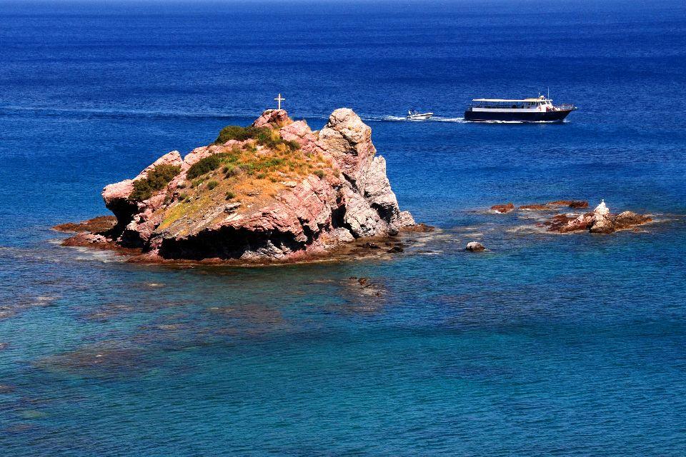 La péninsule d'Akamas , La baie d'Akamas , Chypre