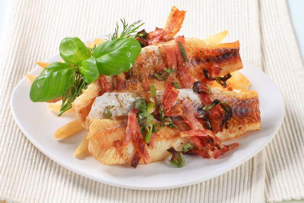 , El pez gato frito, Gastronomía, El Sur de Estados-Unidos