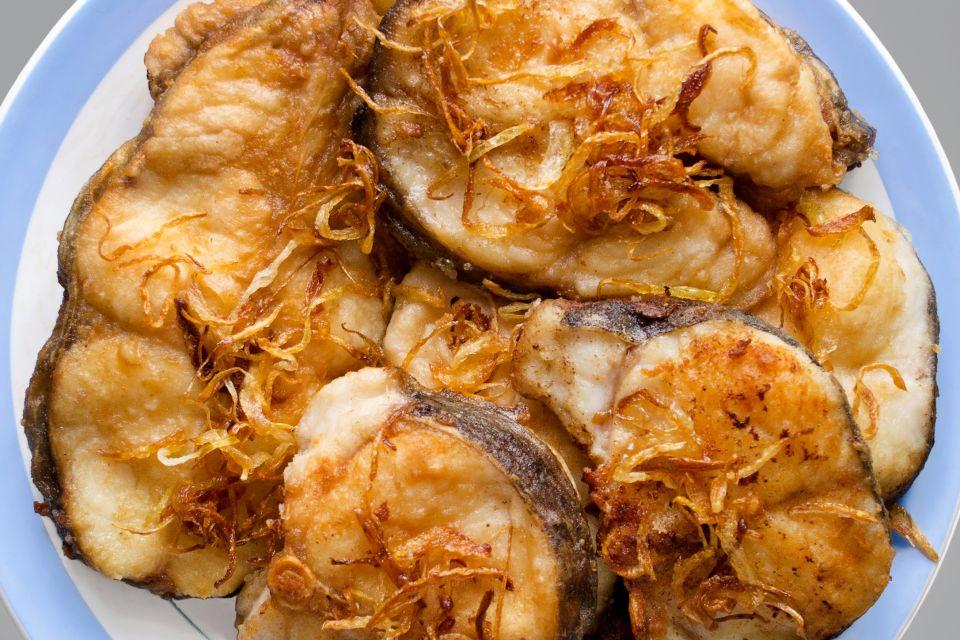 , Fried catfish, Enogastronomy, Southern USA