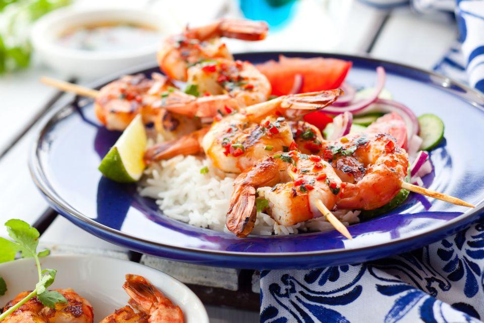 , El Tabasco, Gastronomía, El Sur de Estados-Unidos