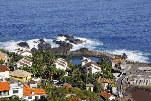 Die natürlichen Schwimmbecken von Biscoitos (auf Terceira) , Die natürlichen Schwimmbecken von Biscoitos,  , Portugal