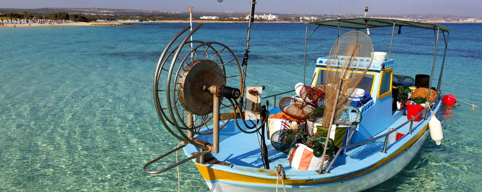 La région d'Agia Napa , Agia Napa , Chypre