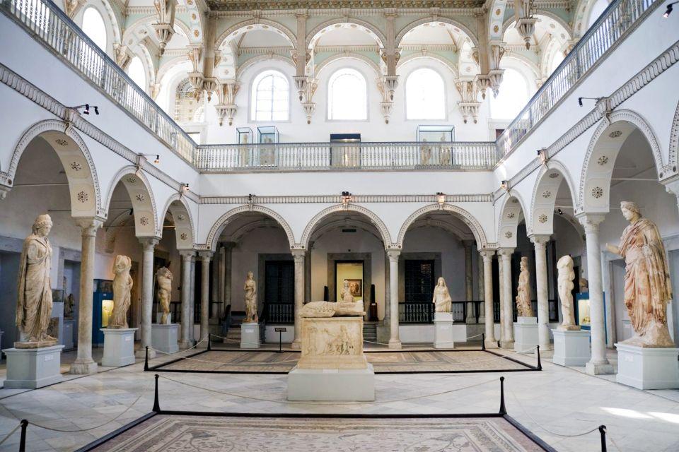 Arts and culture, The Bardo National Musem , Tunis, Tunisia