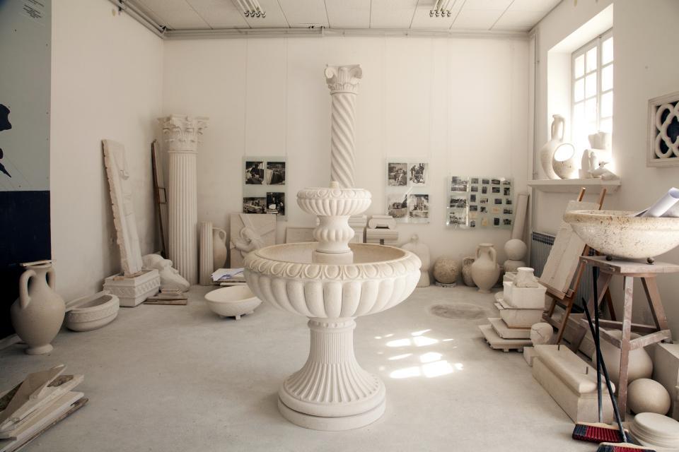 Institut tailleurs de pierres de Pucisca , Croatia