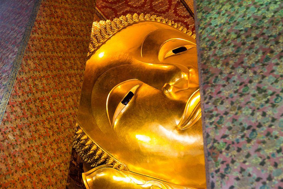 Le Bouddha couché à Bangkok, Le Bouddha couché - Bangkok, Les monuments, Bangkok, Thaïlande