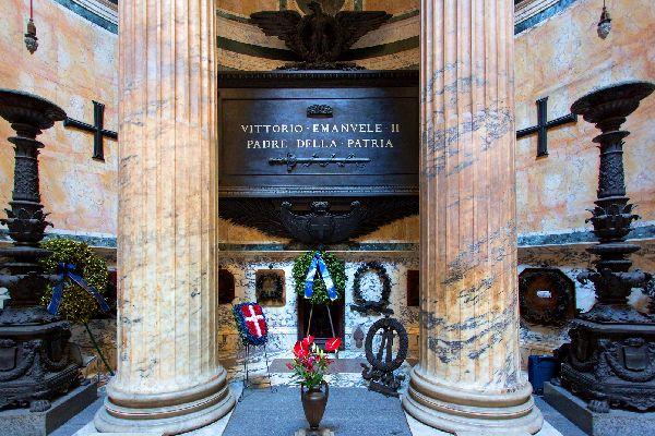 Pantheon , Roma , Italia