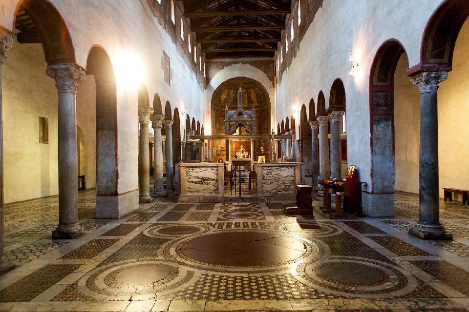 Santa Maria in Cosmedin e Bocca della verità , Italie