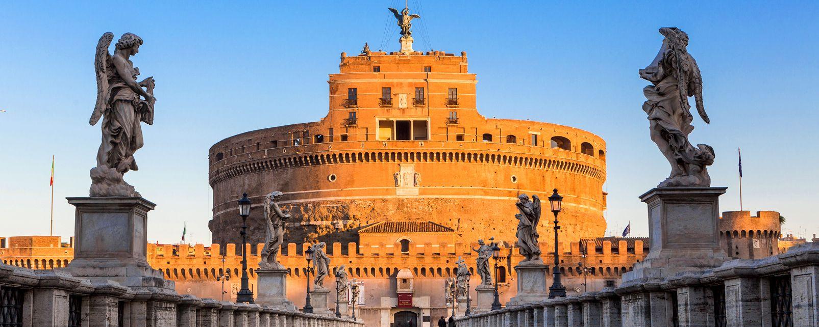 Castel Sant'Angelo , Italie
