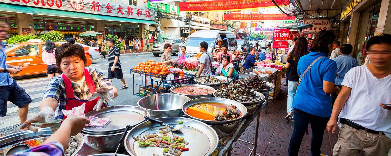 , Lo Street Food, La gastronomie, Thaïlande