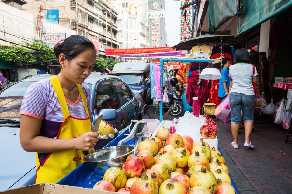 Lo Street Food , Thailandia