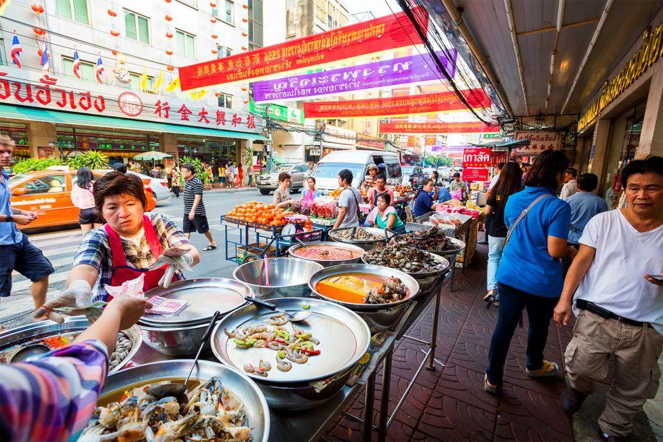 Bangkok Chinatown, bancarelle, Lo Street Food, Enogastronomia, Thailandia