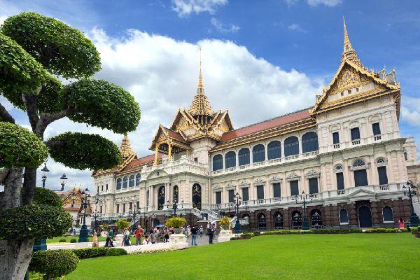 Il Palazzo Reale , Bangkok , Thailandia