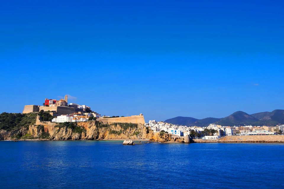 La citadelle d'Eivissa, capitale d'Ibiza , La citadelle d'Eivissa , Espagne