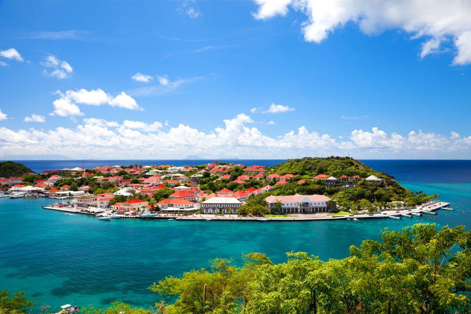 , Gustavia Port, La gastronomie, Saint- Barthélémy