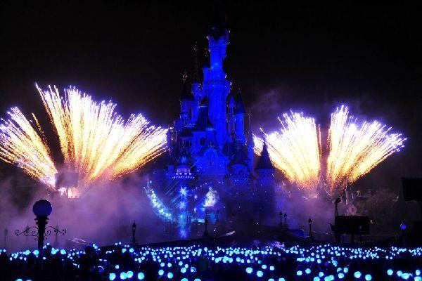 Eurodisney , Disneyland Paris , France
