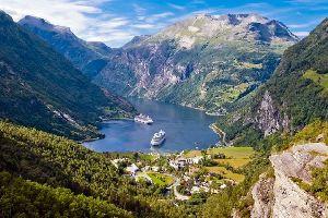 Fjord Norway , Norvège