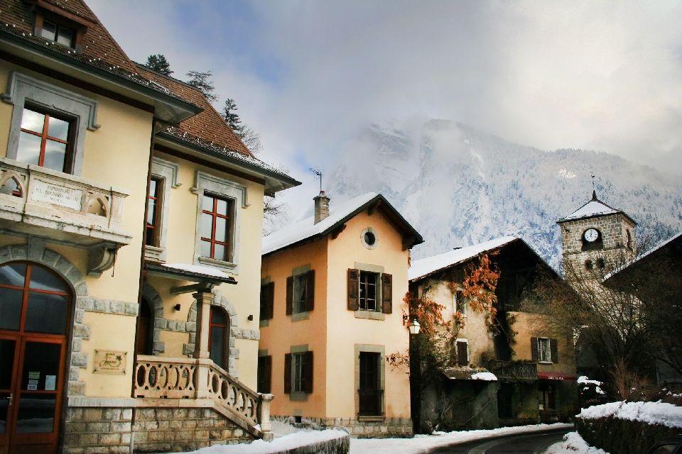 Le Grand Massif , France